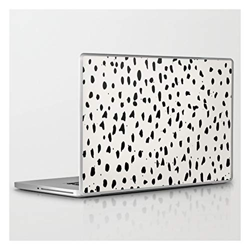 Laptop & Tablet Skin - 13' MacBook/Pro/Air - Urban Dot by Simple Luxe