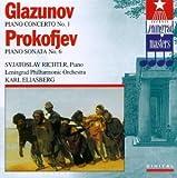 Glazunov/Prokofiev: Piano Works by Alexander Konstantinovich Glazunov
