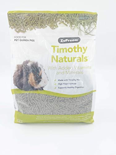 Zupreem Alimento Premium para cobayas Timothy Natures Promise 2.25 kg kg