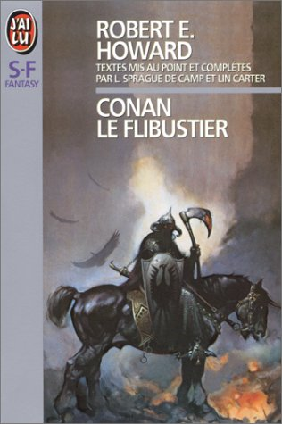 Conan le flibustier *** (IMAGINAIRE) [French] 227721891X Book Cover