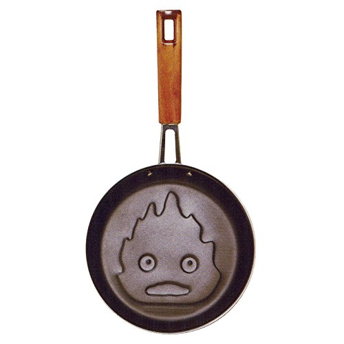 Benelic Calcifer Kitchen Tool Frying Pan - Howl's Moving Castle - Official Studio Ghibli Merchandise