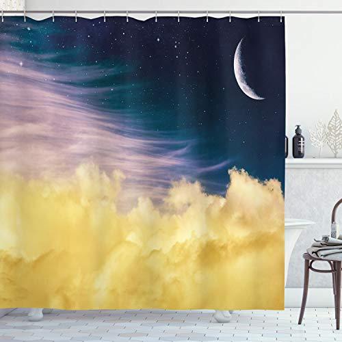 cortinas opacas estampadas lila