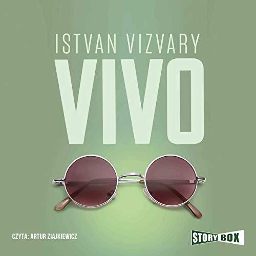 Vivo audiobook cover art