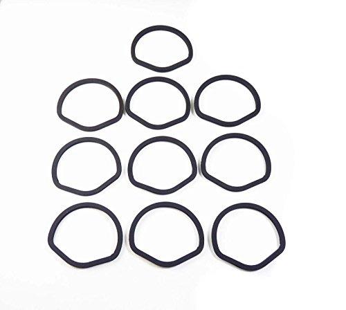 10 pcs Huile moteur logement de filtre Joint d'étanchéité Joint 1121840061 NEUF pour e280 C240 C320 Clk500 Clk320 E500 Clk430 1997–2007
