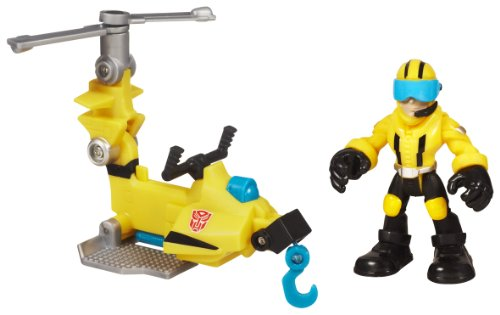 playskool - 330321480 - Jouet Premier Age - TRA - Axel Frazier and Microcopter