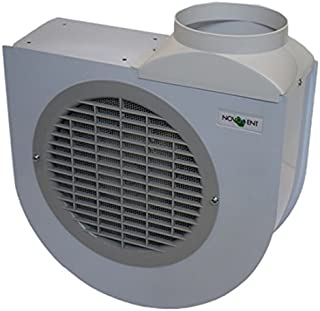 Novovent CHEFA50 Ventilador Extractor Centrífugo, 106 W,