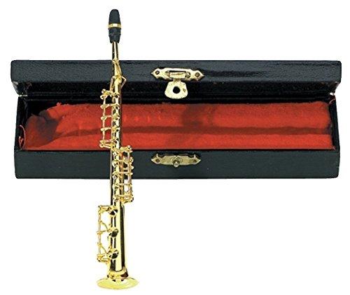 Gewa miniatuurinstrument Sopran-saxofoon