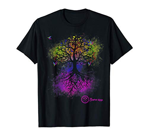 Baum des Lebens, Baum, tree, Planet, Natur, Wald, Erde, T-Shirt
