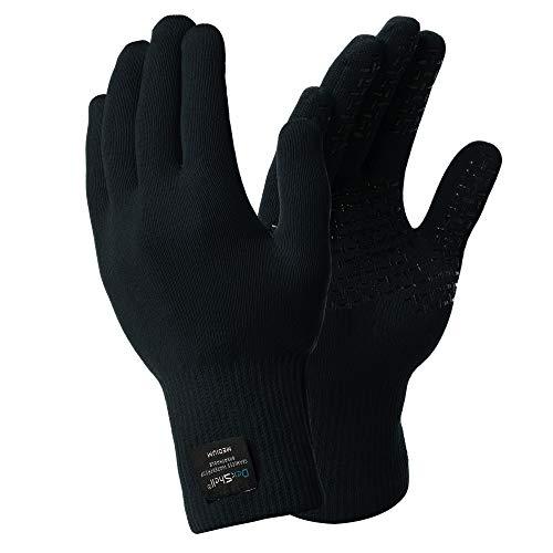 Dexshell Unisex Ultra Flex Handschuhe, wasserfest (S) (Schwarz)