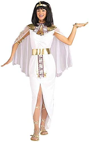 Egyptian Queen Cleopatra Costume for Adults With a Dress and More