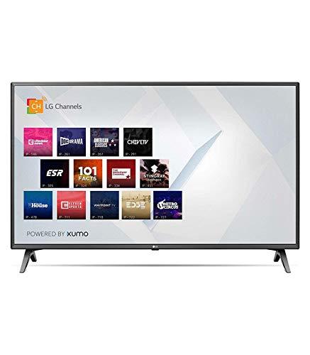 Smart TV LG 50UN80006 50' 4K Ultra HD LED WiFi AI ThinQ Black