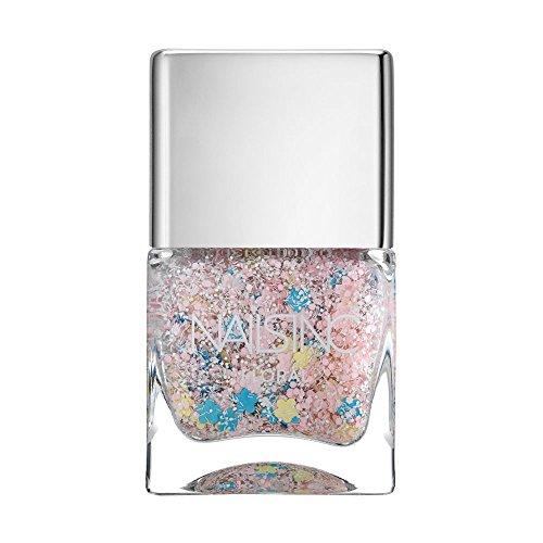 Nails Inc Vernis à ongles, Chelsea Remblai Jardins Motif floral