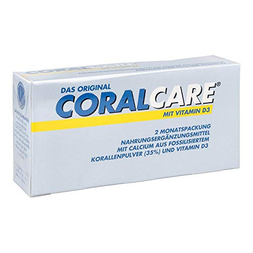 CORALCARE 2-Monatspackung Pulver, 60X1.5 g