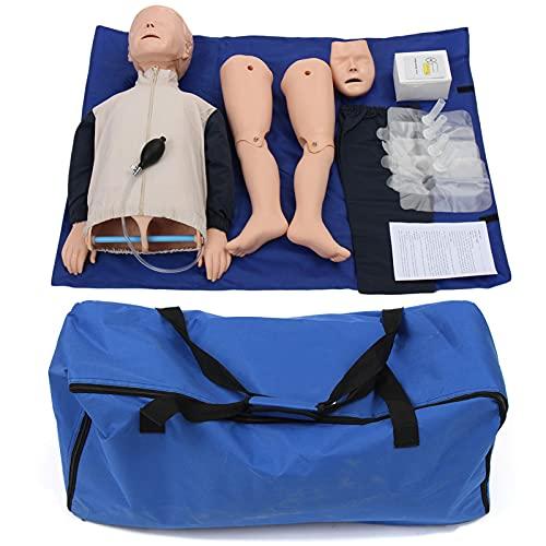 PLOKN CPR AED Butt FORMINIR HANKININ - Formación Profesional Modelo médico Modelo médico Humano Modelo de Entrenamiento de Primeros Auxilios