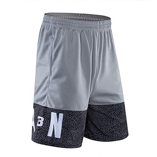 QYAD Jordan Bulls # 23 - Pantalones cortos de baloncesto para hombre, deportivos, correr, informales, fitness, pantalones cortos portátiles y transpirables 6 XXL