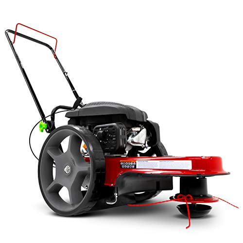 EARTHQUAKE 28463 M205 Walk-Behind String Mower with 150cc 4-Cycle Viper Engine, 5 Year Warranty