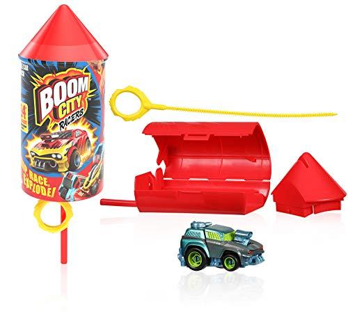 Giochi Preziosi Boom City Racer Car Single Pack, Multicolore, BMC00000