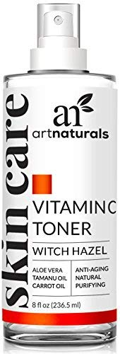 ArtNaturals Tónico Facial Hidratante de Vitamina...