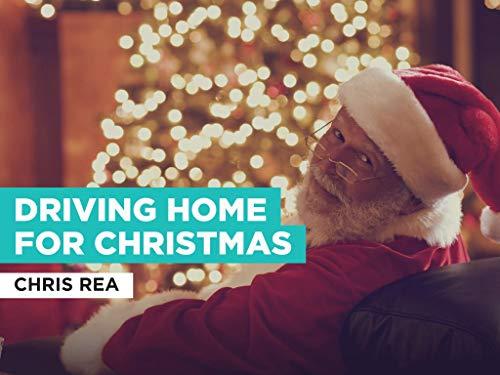 Driving Home For Christmas al estilo de Chris Rea