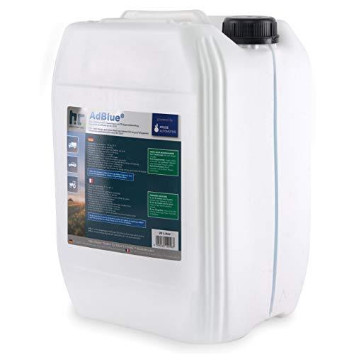 Höfer Chemie AdBlue® 2 x 20 L - Auto Harnstofflösung von Kruse Automotive verringert Emissionen von Stickstoffoxiden um 90% bei SCR-Systemen
