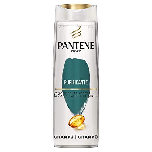 Pantene Pro-V Purificante Champú, para Todo Tipo de Pelo, 360 ml, 1 x 400 g