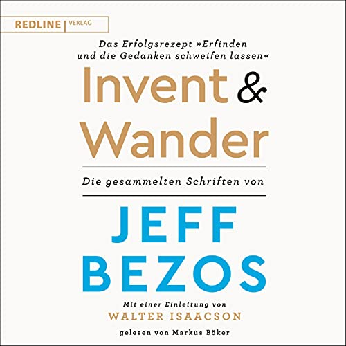 """Invent and Wander - Das Erfolgsrezept """"Erfinden und die Gedanken schweifen lassen"""" cover art"""