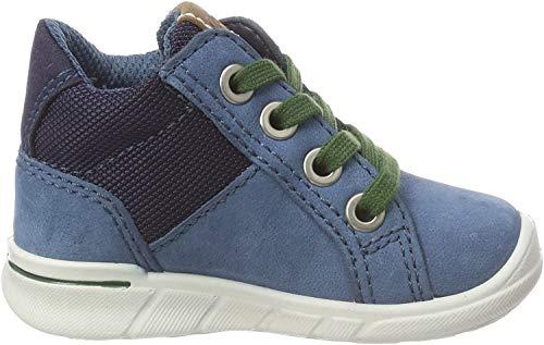 ECCO Baby Jungen First Sneaker, Blau (Indian Teal 1301), 22 EU