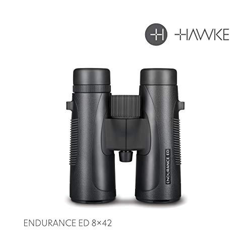 Hawke Fernglas Endurance ED 8x42, schwarz, M, 36204
