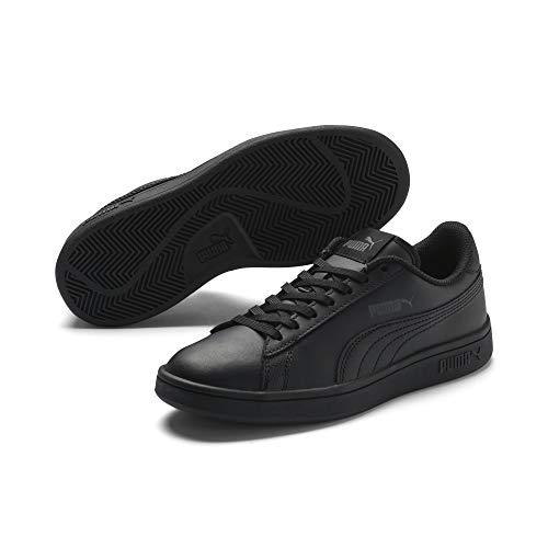 PUMA Smash v2 L Jr', Sneakers Basses Mixte Enfant,...