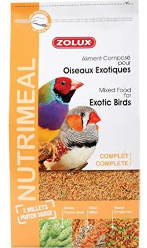 Aliment Complet Oiseaux Exotiques
