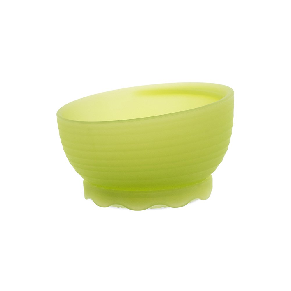 Olababy 100% Silicone Steam Bowl - Baby Puree Steamer