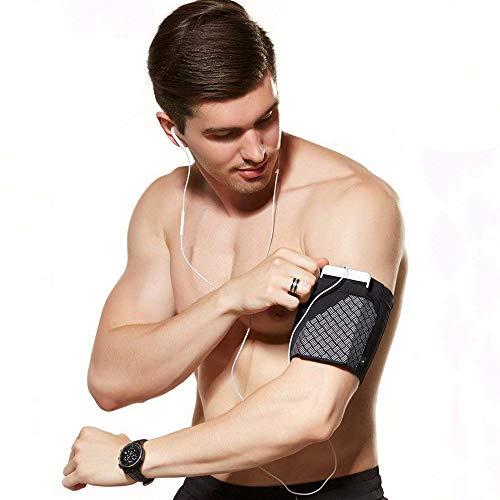Drncurn Sports Running Armband, Lightweight Arm Band Belt Strap Phone Key...
