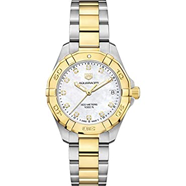 Tag Heuer Aquaracer Diamond Ladies Watch WBD1322.BB0320