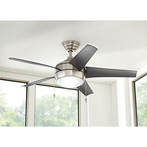 Home Decorators Collection 44 Inch Windward Brushed Nickel...