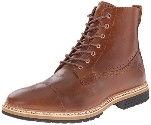 Timberland Men's West Haven 6 Inch Side-Zip Boot, Black Full Grain, 11 M US