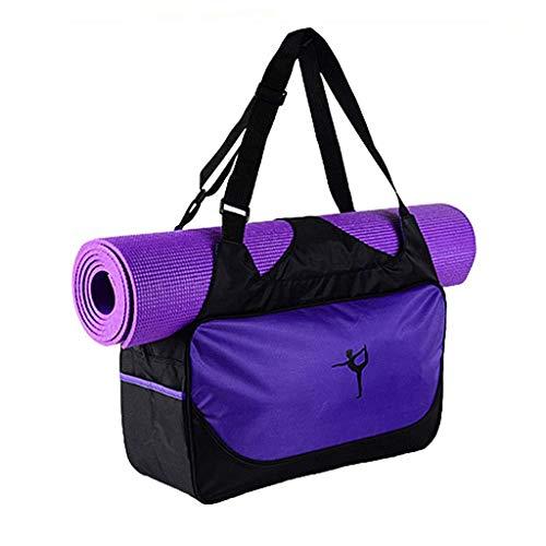 Renquen Bolsa impermeable para esterilla de yoga para deporte, gimnasio, fitness,...