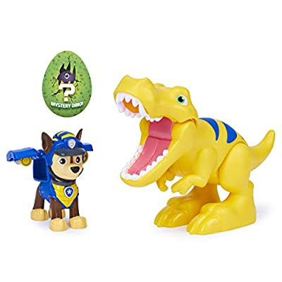 PAW Patrol, Dino Rescue Chase and Dinosaur from