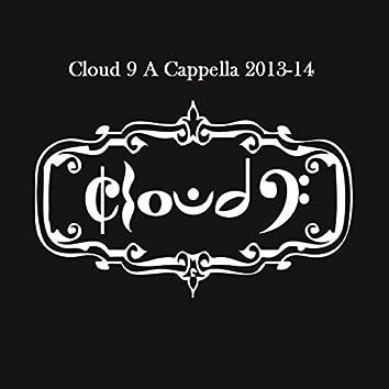Cloud 9 A Cappella 2013-14