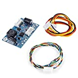 Socobeta Boost Board LED Boost Module Conveniente Boost Converter Práctico Tablero LED Estable para PC para computadora de Escritorio
