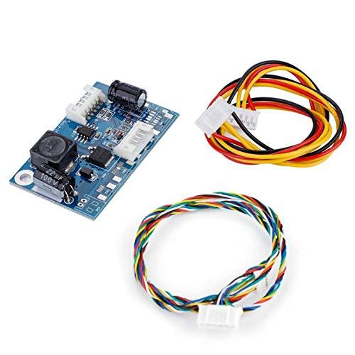 Socobeta Boost-Board-LED-Boost-Modul Praktischer Boost-Konverter Praktisch stabile LED-Step-up-Board für PC für Computer für Desktop