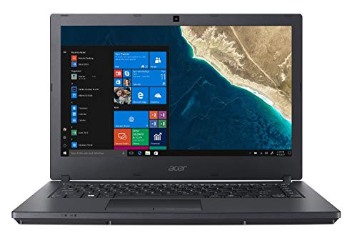 "Acer TravelMate P2 Business Laptop, 14"" HD, Intel Core i3-8130U, 4GB DDR4, 500GB HDD, 8 Hrs Battery, Win 10 Pro, TPM 2.0, Mil-Spec, TMP2410-G2-M-392D"