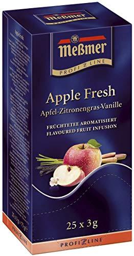 Tee-Spezialitäten - Apple Fresh Diese Auswahl an hochwertigen Meßmer Tees bietet für jeden Geschmack das Richtige.