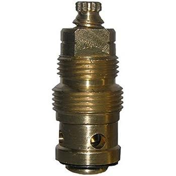 Stems Larsen Supply S-404-1 Crane 3011 Hot Lavatory Stem Faucet