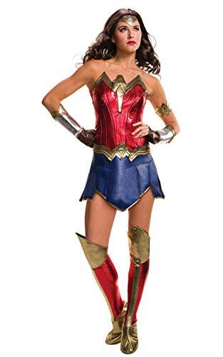 Rubies 820654S - Disfraz de Wonder Woman, Multicolor