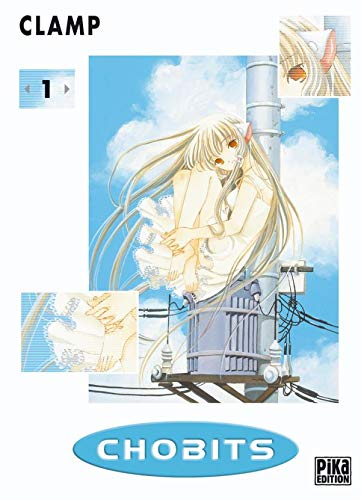 Chobits, tome 1