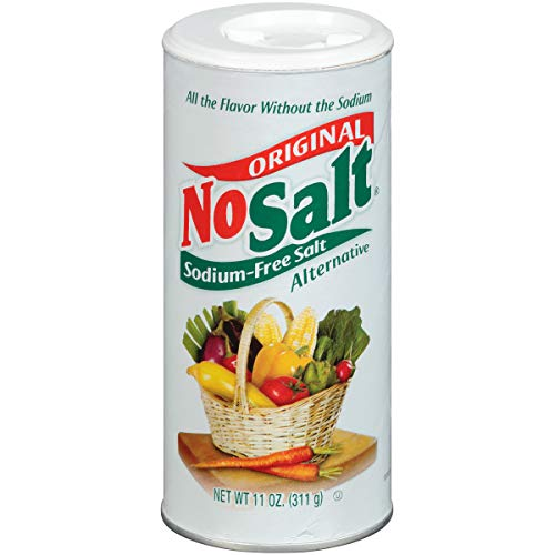 NoSalt Original Sodium-Free Salt Alternative, 11 oz