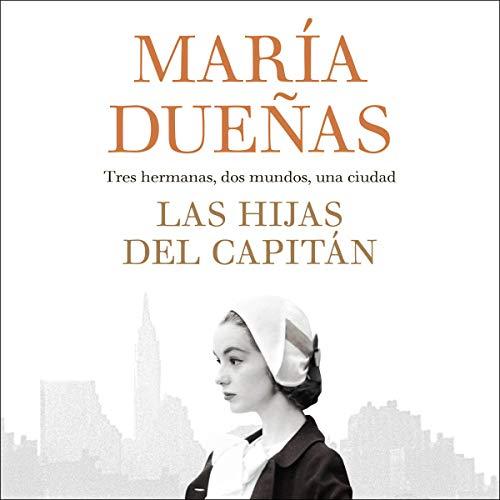 Diseño de la portada del título Las hijas del Capitán