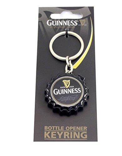 Guinness Portachiavi - Nero Flip Down (sg)