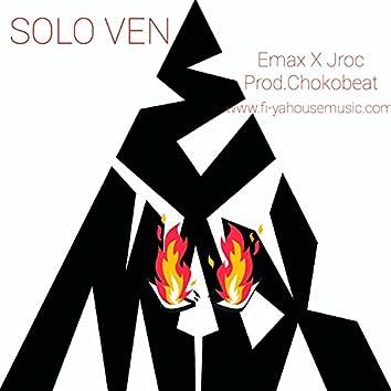 Solo ven (feat. Jroc)