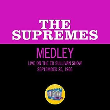 I Hear A Symphony/Stranger In Paradise/Wonderful, Wonderful (Medley/Live On Medley/The Ed Sullivan Show, September 25, 1966)
